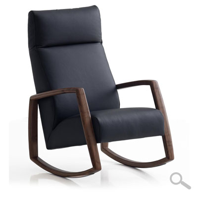 dondolo sessel von franz fertig bei sofas in motion. Black Bedroom Furniture Sets. Home Design Ideas