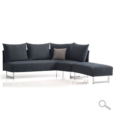 taipei sofagruppe eckschlafsofa und hocker von franz fertig bei sofas in motion. Black Bedroom Furniture Sets. Home Design Ideas